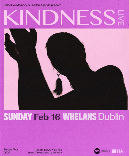 Kindness Live at Whelan's