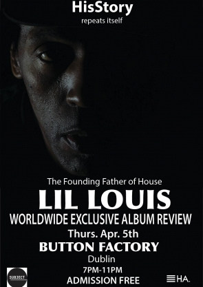 Lil Louis Worldwide Album Review
