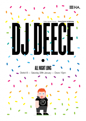 DJ Deece All Night Long