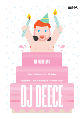 DJ Deece (All Night Long)