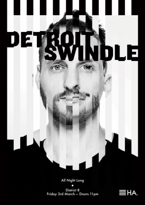 DETROIT SWINDLE (ALL NIGHT LONG)