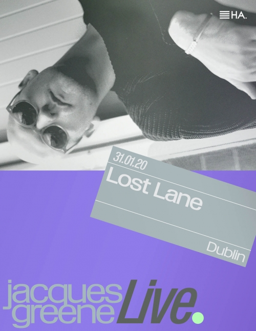 Jacques Green (Live) at Lost Lane