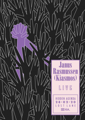Janus Rasmussen at Lost Lane