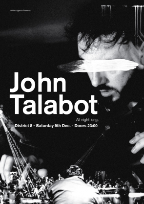 John Talabot (All Night Long)