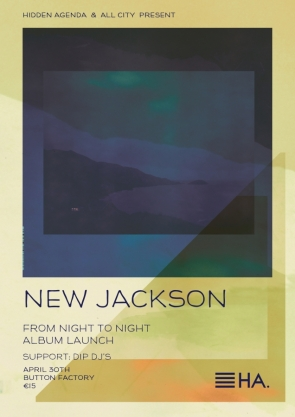 "New Jackson ""From Night To Night"" Album Launch"