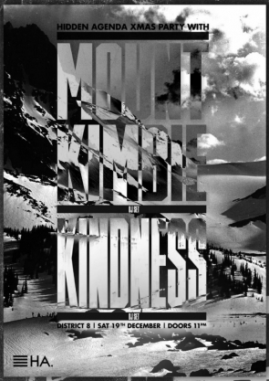 Mount Kimbie & Kindness