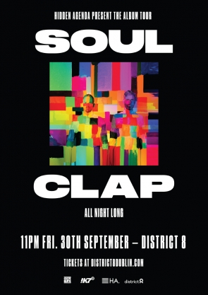 Soul Clap (All Night Long)