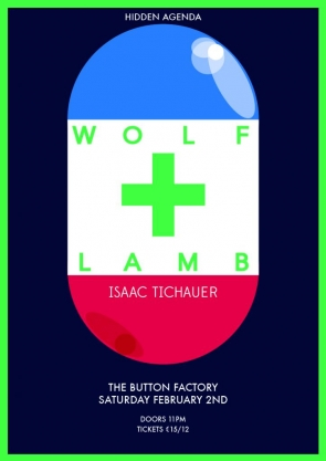 Wolf & Lamb with Isaac Tichauer