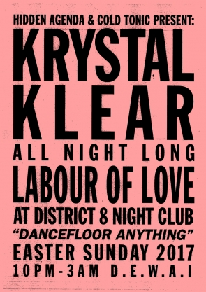 Krystal Klear (ALL NIGHT LONG)